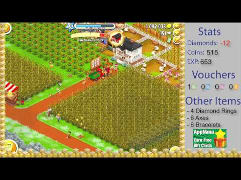 Hay Day Tom Guide - Easily Get Vouchers, Diamonds, Coins, and Experience! - How-to Best Use Tom