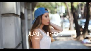Un día con Roberta Damian - Juan MMor