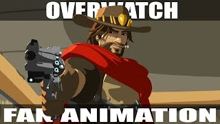 "Overwatch Animated Short | ""Jesse McCree"""
