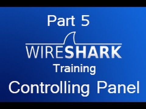 Wireshark Training - Part 5 Controlling Packet List Pane