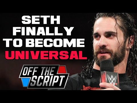 ROLLINS OR ROMAN? REAL REASON Why WWE Took The IC TITLE OFF SETH ROLLINS | Off The Script 227 Part 1