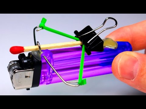 5 Incredible Things You can make from Lighters