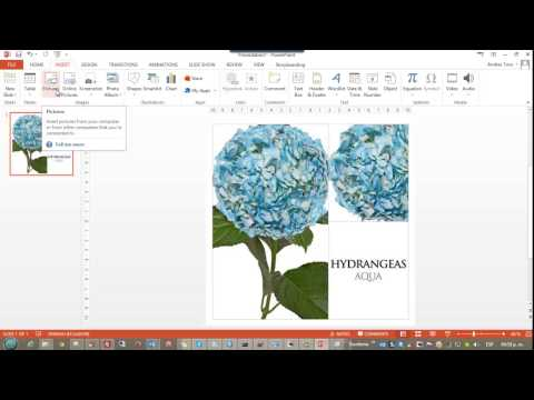 Watermark Images with Powerpoint