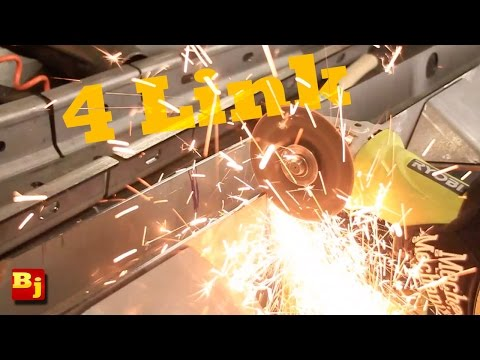 4 Link - Welding and Fabrication