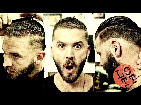 How To Short Hair Slick Look Men's Hairstyle :: Jules Tognini | Lil Off the Top