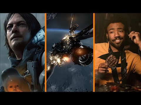 Death Stranding Details UNCOVERED? + Star Citizen Needs Your $27K + Solo FLOPS at Box Office