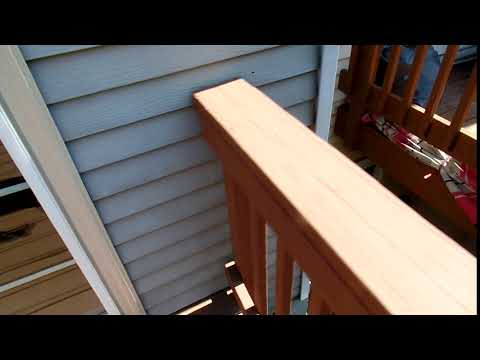 Is your deck safe? -- Railing