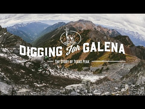 Digging For Galena - The Story of Texas Peak featuring Graham Agassiz