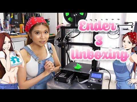 Is the $189 Ender-3 the Best Cheap 3D Printer?