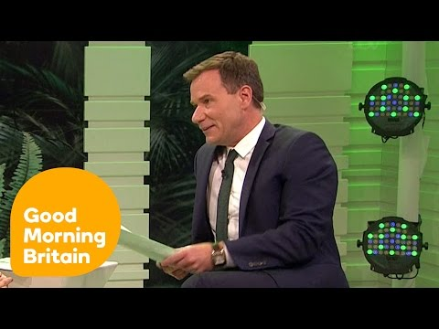 Richard Arnold Has The Latest On I'm A Celebrity... Get Me Out Of Here! | Good Morning Britain