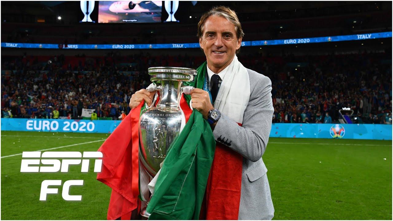 A Mancini MASTERCLASS? How Roberto Mancini created Italy's identity to win Euro 2020 | ESPN FC