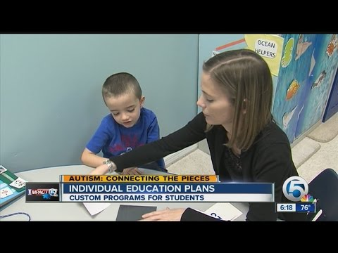 Developing plans for teaching children on the autism spectrum