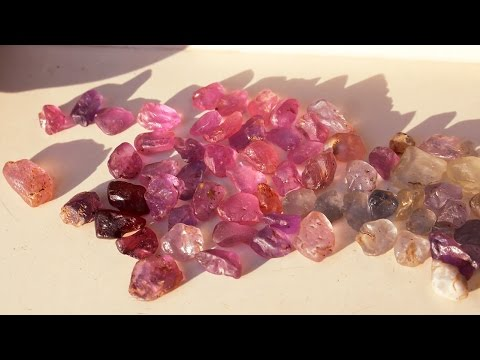 Madagascar Sapphires: Teaching Gemology for Equal Opportunity
