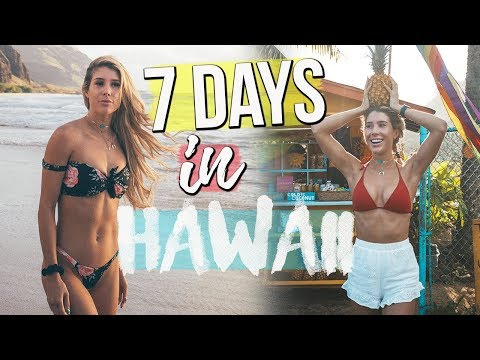 7 DAYS IN HAWAII