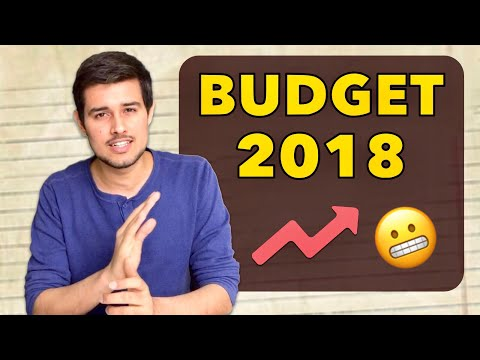 Reality of Budget 2018 | Dhruv Rathee Critical Analysis (Income Tax, Salaried people)