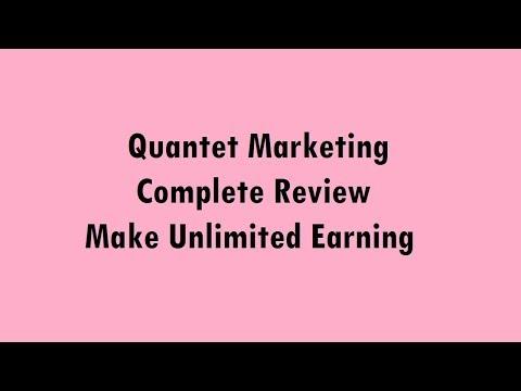 Quantet Marketing Complete Review | Quantet Marketing Review