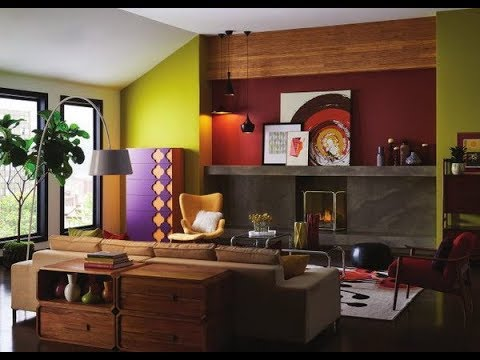 Popular Interior Paint Colors 2019 for Walls and Decoration