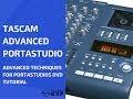Tascam Advanced Techniqes for Portastudios DVD Tutorial Help