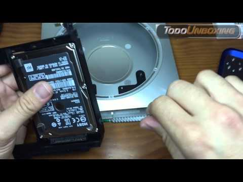 Instalar SSD Mac mini 2014/ 2015 paso a paso español 2/3