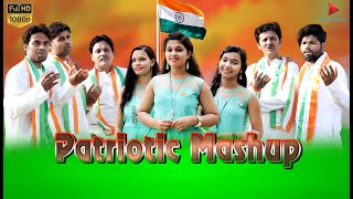 New Patriotic Mashup Song 2019 / Happy Independence Day 2019 / Omkar Music World