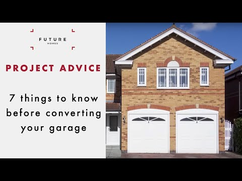 7 things to know before converting your garage