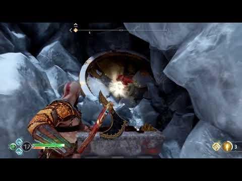 God of War 2018 PS4 Pro Part 7