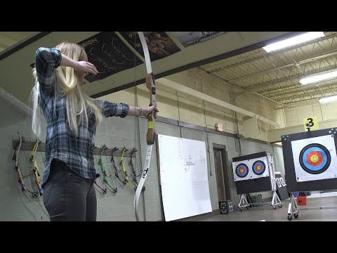 VIDEO: A beginners guide to archery
