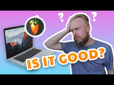 FL Studio 20 Review on Mac - Looks Aren't Everything...