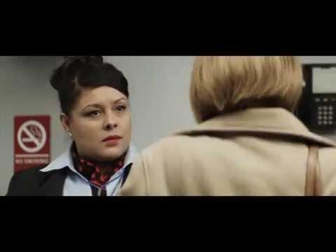 airport gate agent Peyton tsa