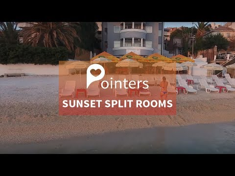 Sunset Split rooms & Cocktail bar LIFE IS A BEACH — Podstrana | Pointers Travel