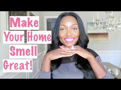 10 WAYS TO MAKE YOUR HOME SMELL FRESH & CLEAN‼️