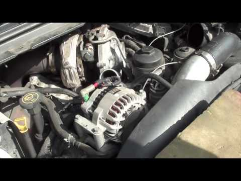 Ford 6.0 diesel turbo cleaning
