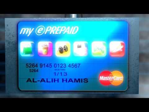 BPI My ePrepaid MasterCard - Shopbycards