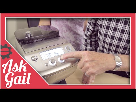 Ask Gail: Descaling The Breville Grind Control