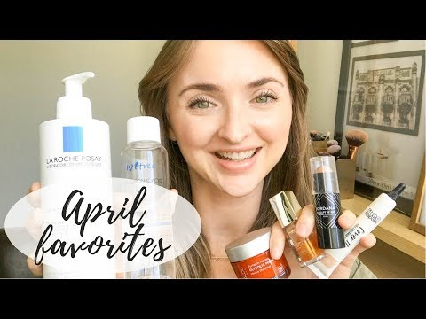 APRIL FAVORITES: Skin Care & Makeup | Beauty Favorites