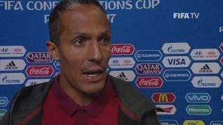 Bruno Alves Post-Match Interview - Match 5: Russia v Portugal - FIFA Confederations Cup 2017