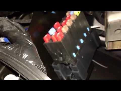 Dodge Dart Interior Fuse Panel