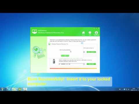 How to Reset Windows 7 Admin/Login Password If I Forgot