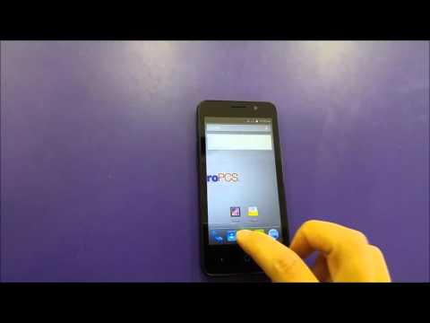 ZTE Obsidian How to turn off the talk back,voice over