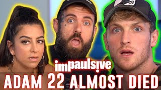 ADAM 22 GOT ROBBED AT GUNPOINT WITH LENA THE PLUG - IMPAULSIVE EP. 50