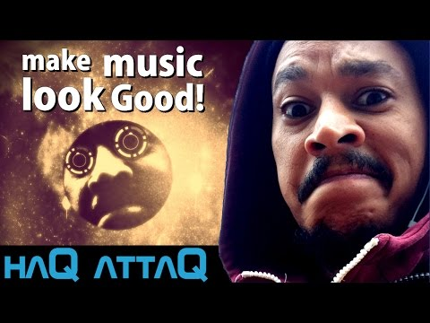 Pixlr Tutorial │ make music look Good │ Make Album art on iPad and iPhone - haQ attaQ 40