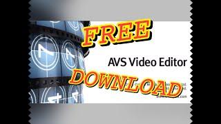 crack avs video editor 7.1