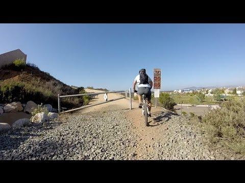 Biking Carmel Mountain Preserve
