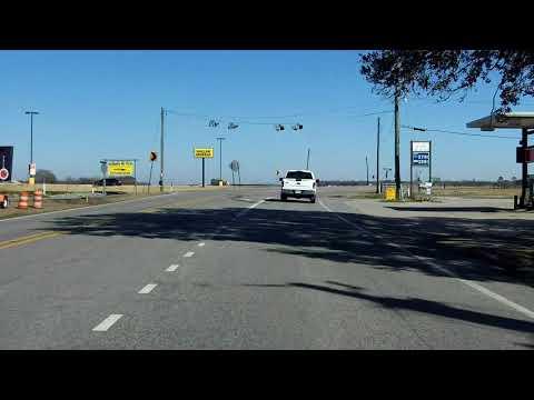 LA 82 (LA 35 to LA 14 BUSINESS) eastbound (Part 2/3)