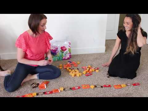 How to Make a Money/Candy Lei....with Moana! | Sheen Chic