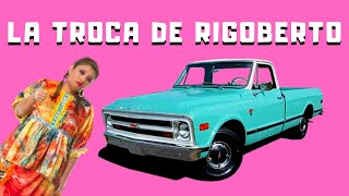 La Troca de Rigoberto -- La india Yuridia