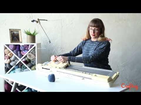Machine Knitting Sweater Basics with Renée Callahan