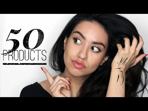 50 PRODUCTS I USED UP. REPURCHASE OR REGRET?