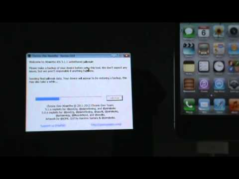 How to Jailbreak 5.1.1 iphone, ipod, ipad