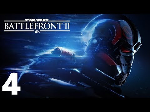 Star Wars Battlefront 2 Campaign Walkthrough Ep 4 No Commentary 1080p HD